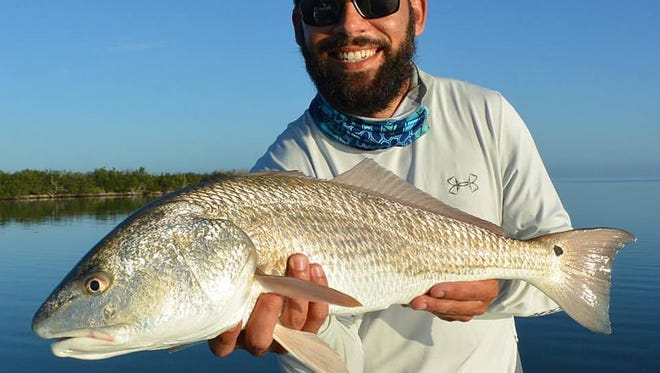 Redfish action in the Mosquito Lagoon has been very good for the past two weeks according to Capt. Jon Lulay of Mosquito Lagoon Redfish Charters.