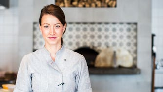 Henrietta Red owner and executive chef Julia Sullivan