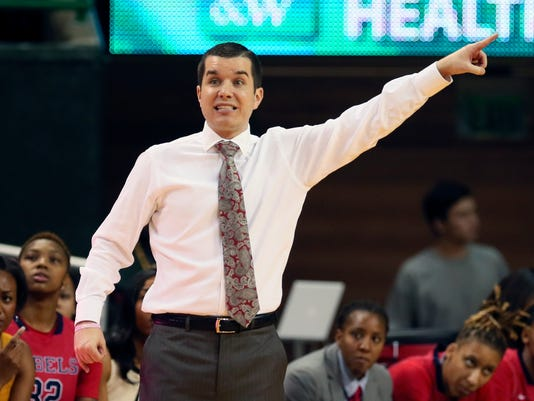NCAA Womens Basketball: Mississippi at Baylor