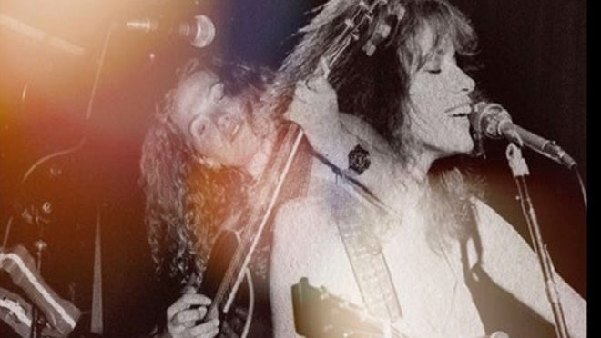 "A composite photo from filmmakers of ""Born Into the Gig,"" about the children of famous musicians, shows singer Carly Simon, right, and daughter Sally Taylor."