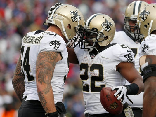 NFL: New Orleans Saints at Buffalo Bills