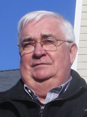 Big Flats Town Supervisor Ed Fairbrother