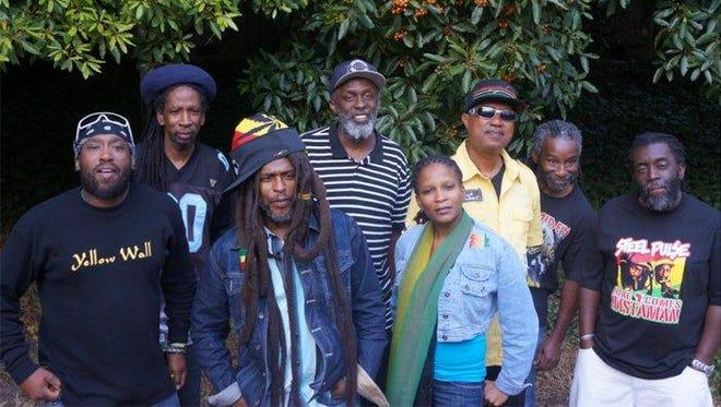 Reggae band Steel Pulse