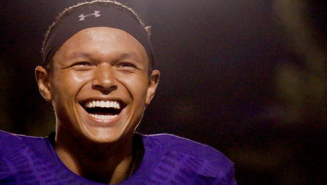 South Haven's Devon Smiley — homecoming king and football quarterback who wanted to be a special-ed teacher — died Nov. 1 in a single-car accident in West Michigan.