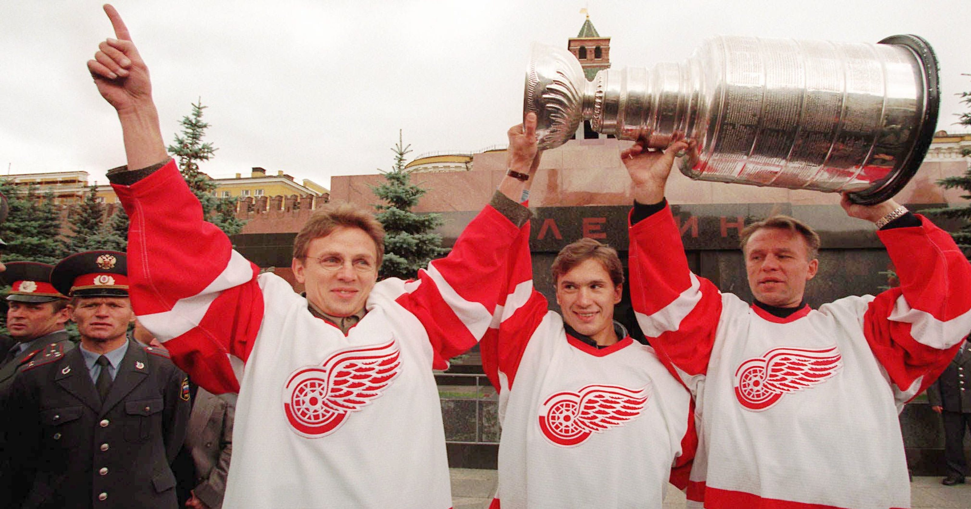 20 Years Ago Detroit Red Wings Finally Brought Home Stanley Cup