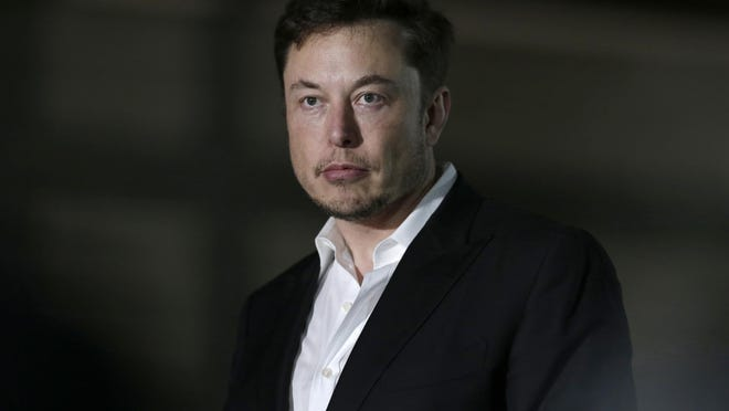 Tesla CEO and founder of the Boring Company Elon Musk