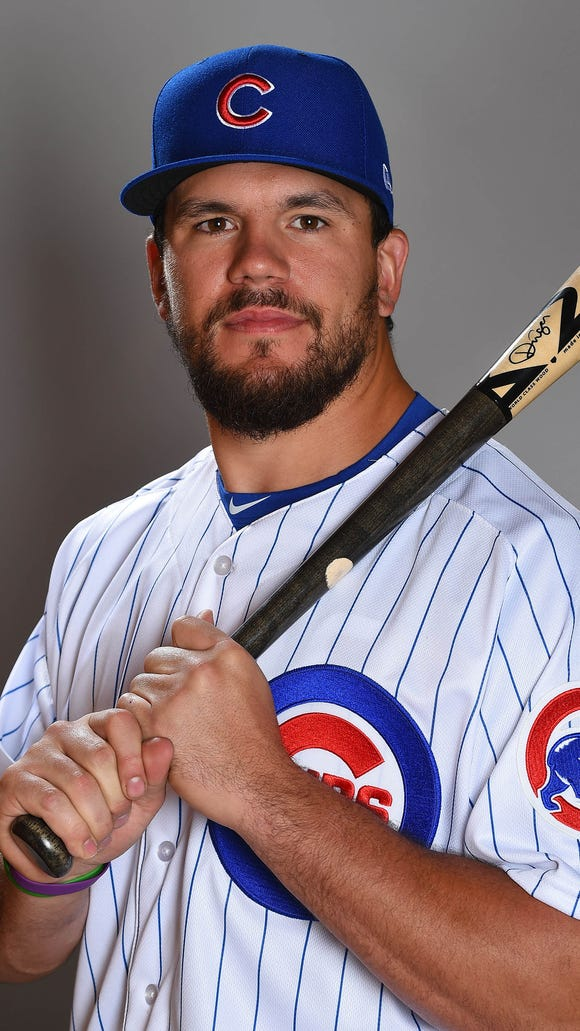 USP MLB: CHICAGO CUBS-MEDIA DAY S BBN USA AZ