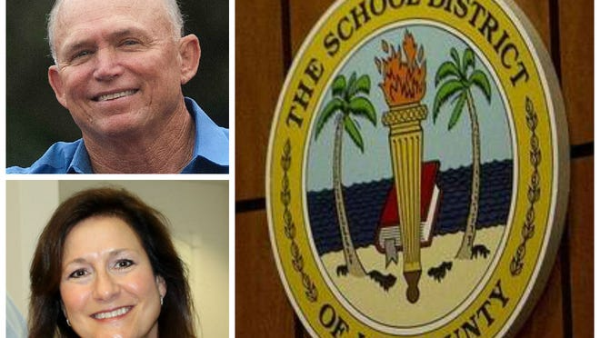 Bonita Springs Mayor Ben Nelson said he and Bonita Springs Area Chamber of Commerce President Christine Ross have been meeting with Lee school district officials