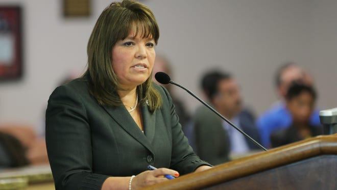 City Attorney Sylvia Borunda Firth