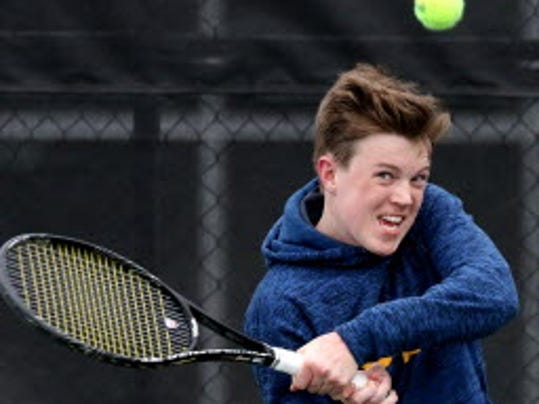 Germantown tennis--Coulthurst