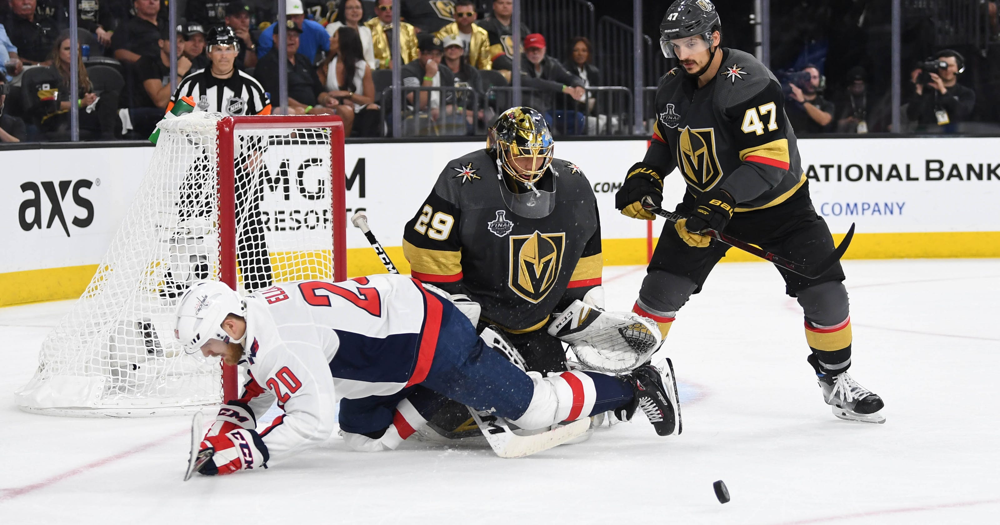 894340dff0d Vegas Golden Knights look to regain momentum vs. Capitals to avoid becoming  a footnote