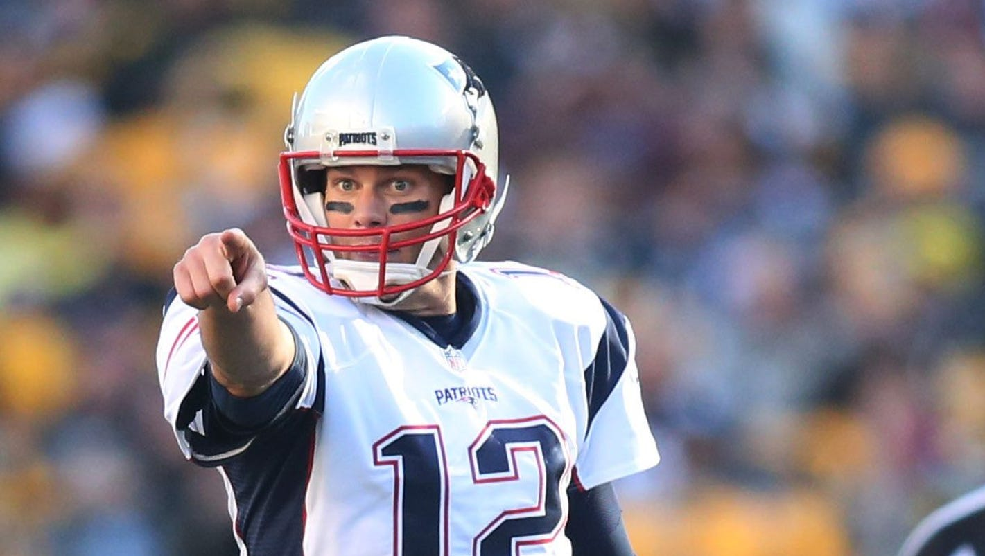 Steelers try to meet gold standard in Tom Brady, Patriots