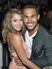 Alexa PenaVega and Carlos PenaVega will be the first