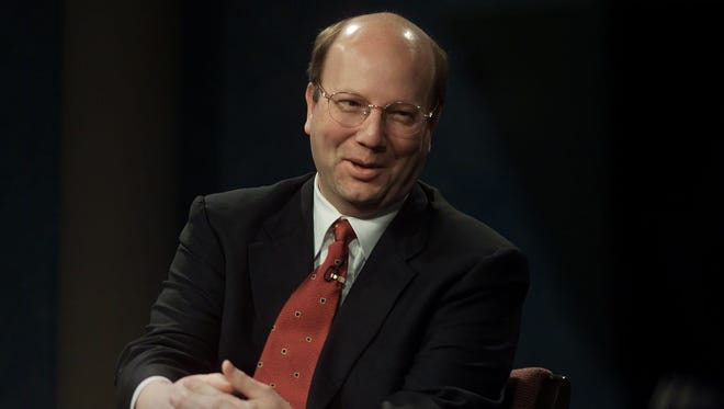Bill Nojay, 59, posthumously won his re-election for the New York state Assembly on Tuesday, Sept. 13, 2016. Nojay killed himself Friday, Sept. 9, 2016, in Rochester, N.Y.