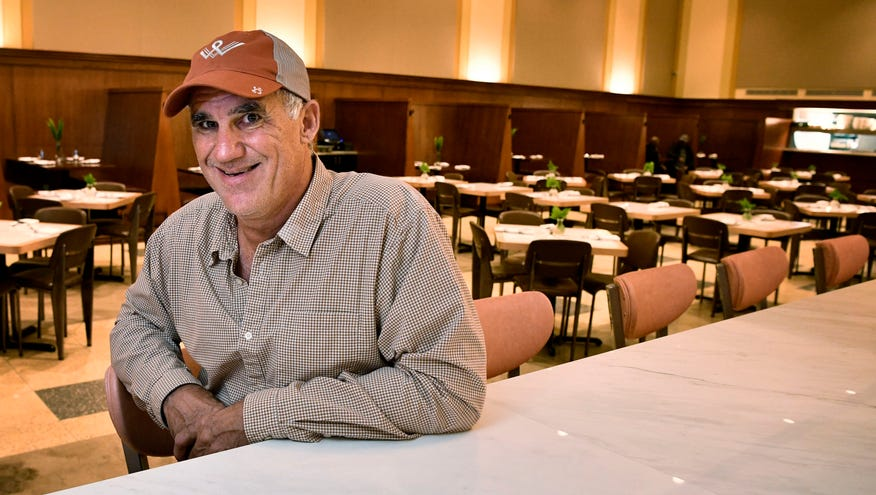 Inside look: Iconic lunch counter restored at Woolworth on 5th