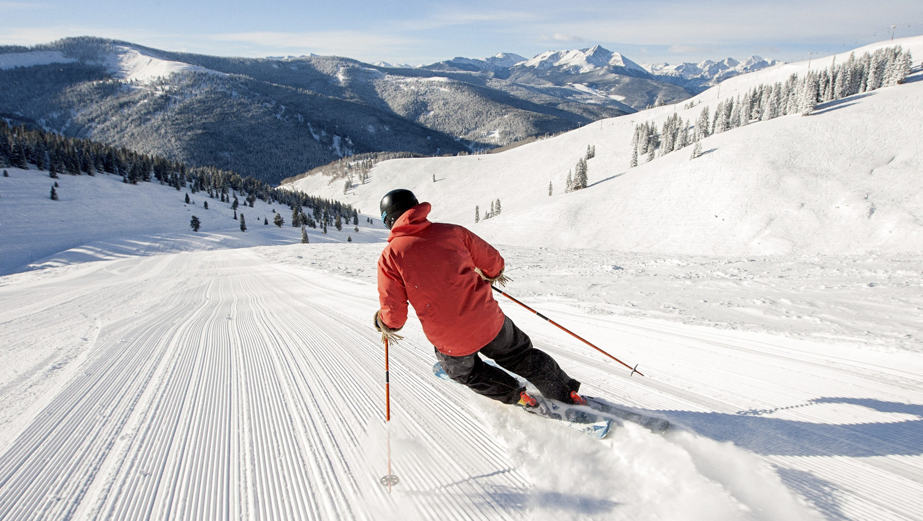 vail's riva ridge: an icon of skiing