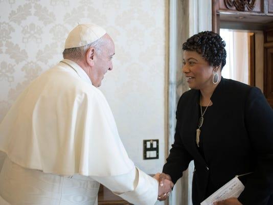 VATICAN-POPE-US