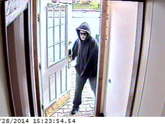 Stowe police say a person robbed the Union Bank on