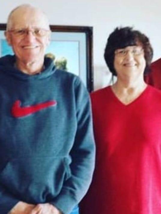 Anniversaries: Catherine Miller & Bill Miller