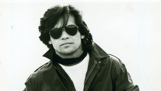 John Mellencamp is pictured in 1983.