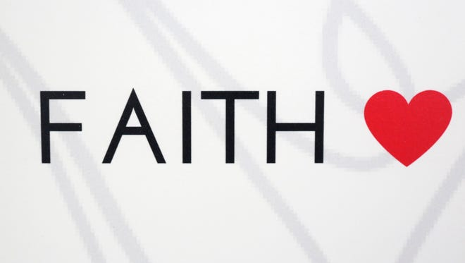 Faith is a complete trust or confidence in someone or something. It is the strong belief in God or in the doctrines of a religion, based on spiritual apprehension rather than proof.