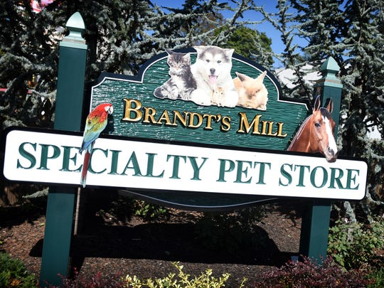 Three generations and 75 years later, Brandt's Mill, on North Ninth Street, Lebanon, is still supplying pet owners with everything they need. The store tries to feature local Pennsylvania products.
