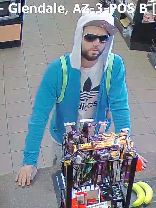 Scottsdale suspect
