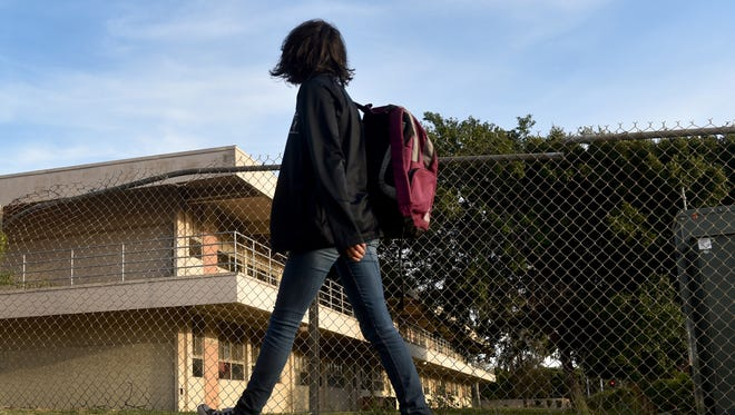 This story looks at truancy and school attendance in the Ventura County schools and how officials are trying to reduce the number of students and parents they send to court for chronic absenteeism.