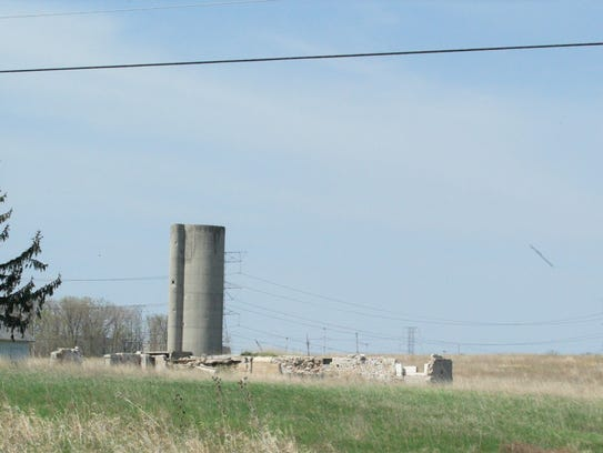 A former family farm along South Business Drive and
