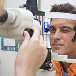 Getting your eyes checked could reveal a condition, such as diabetes or high blood pressure.