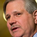 "Sen. John Hoeven, R-N.D., sponsor of the Keystone XL pipeline bill, said Wednesday: ""If we don't win the battle today, we will win the war because we will find another bill to attach this pipeline to."""
