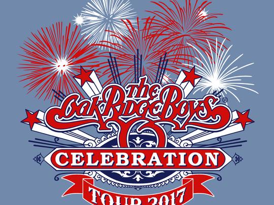 Oak Ridge Boys Celebration Tour celebrates all things America.
