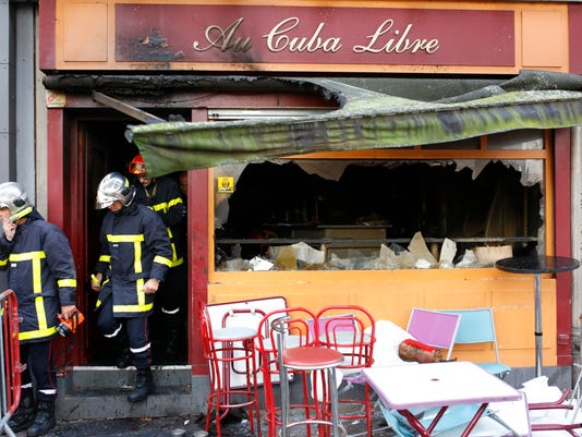 France fire