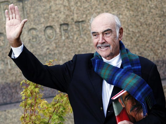 Sean Connery has said he supports Scottish independence.