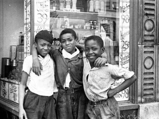 The Walter P. Reuther Library at Wayne State University is seeking to identify the subjects in the Edward Stanton Photographs, a large selection of photographs taken by Detroit-born photographer Edward Stanton in Detroit's Black Bottom and Paradise Valley neighborhoods during the late 1930s and early 1940s. These stunning images offer a rare glimpse into what it was like growing up in two of Detroit's earliest black neighborhoods, Black Bottom and Paradise Valley, before they were lost to urban renewal projects in the 1960s.