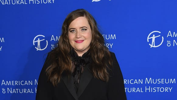 Aidy Bryant made an appearance during 'SNL's' Weekend