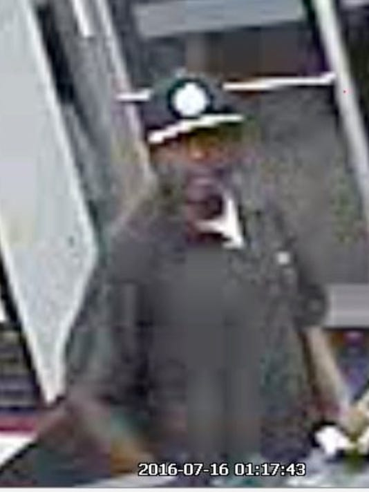 Armed robbery suspect 1