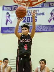 Nolan Julio, Cardinal Mooney