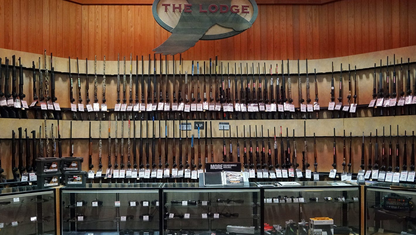 Lawsuit tests new store gun policies prohibiting sales to young adults