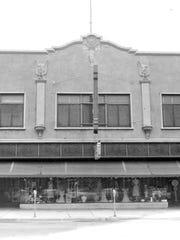 1957. Geenan's on College Avenue in downtown Appleton,
