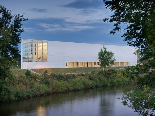 HGA Architects and Engineers designed the Museum of