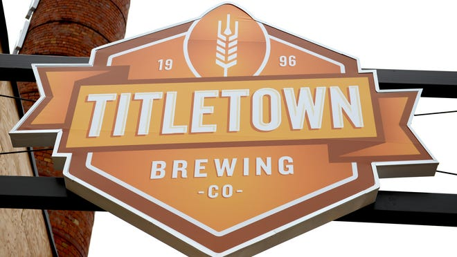Titletown Brewing Co. in Green Bay has a new brewhouse and new logo. The microbrewery has shifted its brewing operations from behind the first-floor bar at the restaurant to a new location across Donald Driver Way.