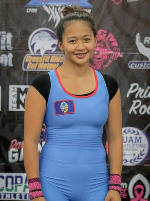 Krystal Madden, a member of the Guam weightlifting national team, will be competing at the upcoming 2015 Pacific Games in Papua New Guinea.