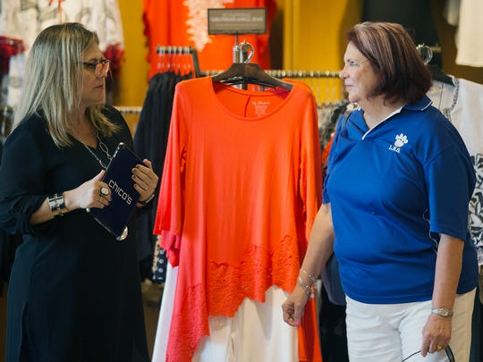 Fort Myers-based retailer Chico's FAS has closed all of its retail stores amid the coronavirus pandemic, but continues to sell its women's apparel and accessories online through its branded websites and other channels.
