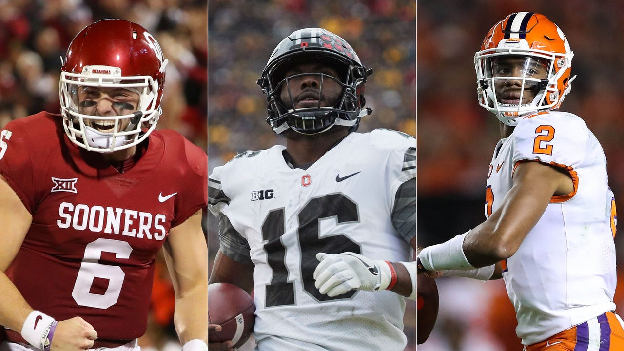 USA TODAY Sports' George Schroeder, Paul Myerberg and FOX Sports host Joel Klatt preview the biggest games this weekend in college football.