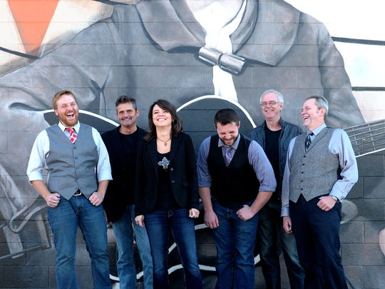 Award-winning bluegrass band The Grascals will perform Friday at Uncle Dave Macon Days.