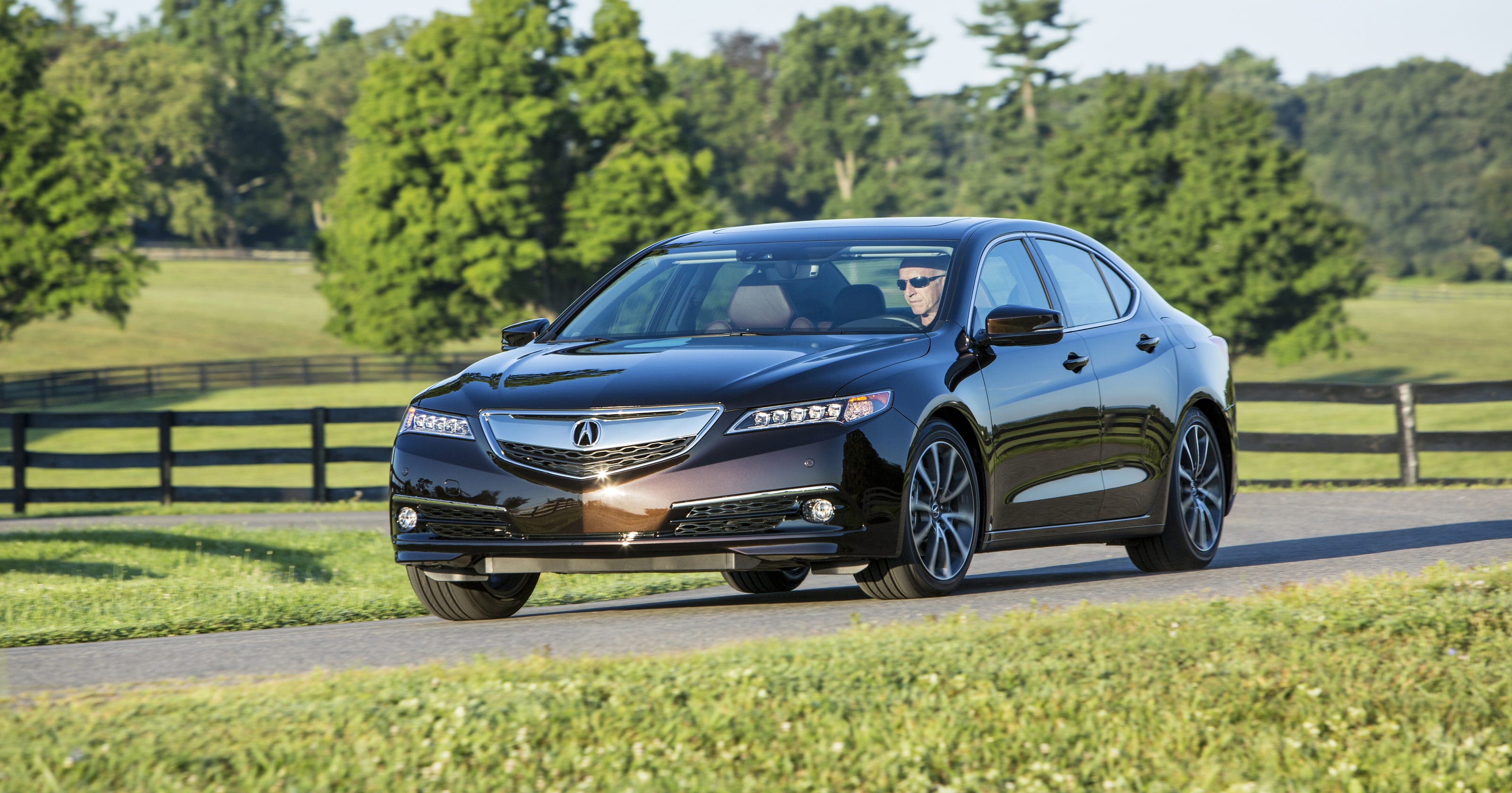 Test Drive: Smooth, quick Acura TLX is spot-on