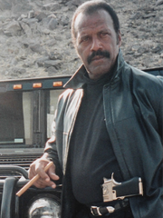 """Fred Williamson, appearing in his latest film, """"Atomic Eden,"""" helped pioneer the Blaxpoitation films of the early 1970s."""
