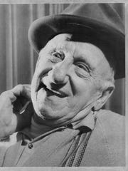 Musician and comedian Jimmy Durante had a 50-year career