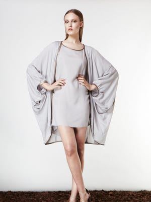 Designs by Polish designer Viola Spiechowicz will be featured at Rochester Fashion Week.
